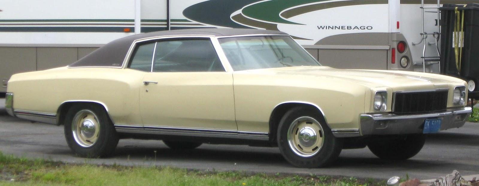 Seranitafari Street Team: Could GM Say Yes? The Chevrolet Monte ...