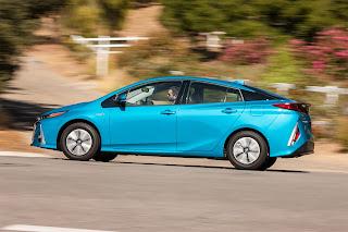 Toyota Prius Prime Premium 2017