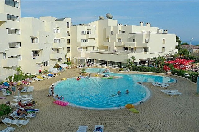 Hotel Santa Eulalia em Albufeira