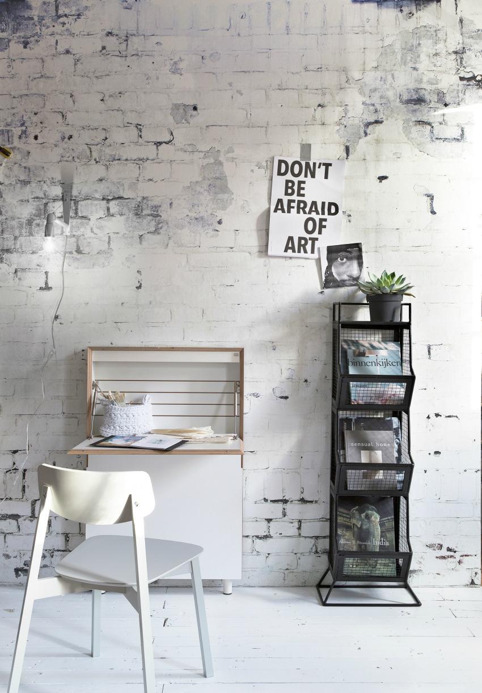 papel pintado pared ladrillos