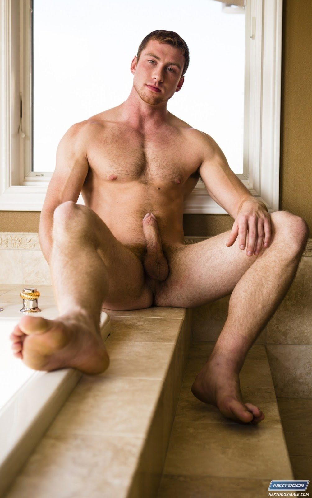 Gay Naked Feet