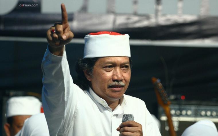 Pendukung Jokowi Akan Laporkan Cak Nun