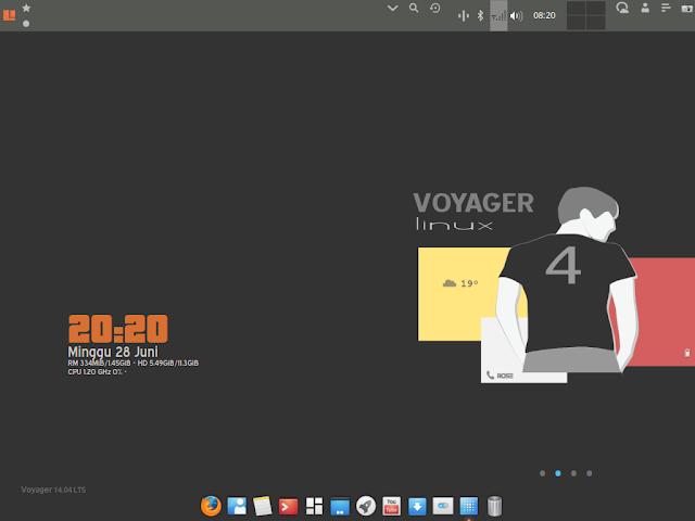 instal linux ubuntut
