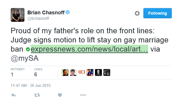 Is SA Express News' Chasnoff feeling persecuted by Jeff Judson