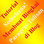 Cara Buat Bingkai Tulisan di Blog