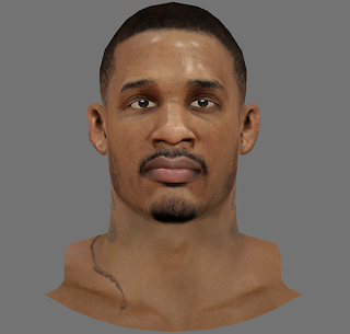 NBA 2K14 Trevor Ariza Next-Gen Face Mod