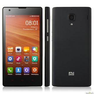 Download Xiaomi Mi 1/1S Firmware / Stock ROM