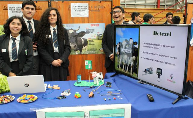 Ganadores en Congreso Tecnológico SaviaLab