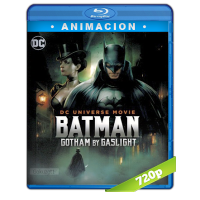 Batman Luz De Gas (2018) BRRip 720p Audio Trial Latino-Castellano-Ingles 5.1