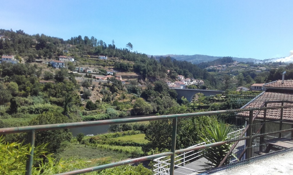 Zona Envolvente do Rio Paiva