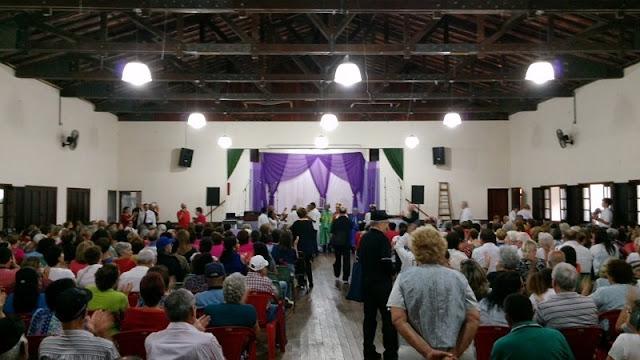 Encontro de Corais foi sucesso em Iguape