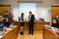 Την Ιωάννα Μαγοπούλου βράβευσε το Δημοτικό Συμβούλιο του Δήμου Δέλτα