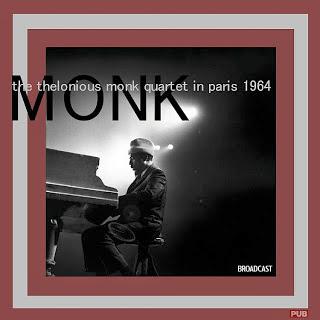 Thelonious Monk - Maison De La Radio, 23 February 1964 -FM