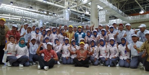 Loker SMA/SMK 2018, Lowongan Kerja Kawasan MM2100 Cikarang Bekasi