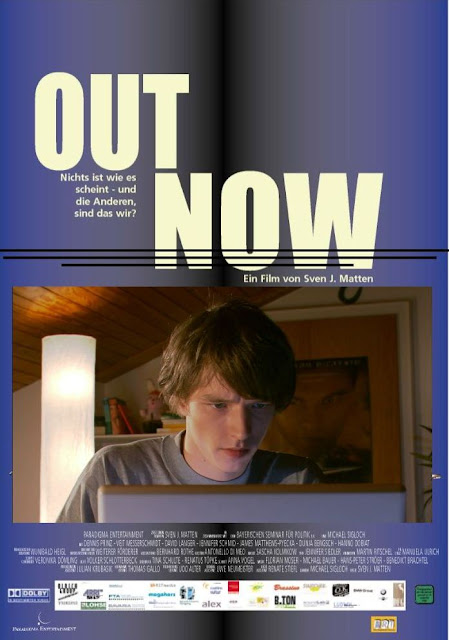 Out now, film