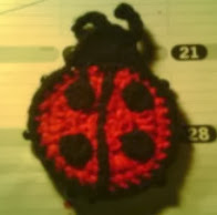 http://www.crochetville.com/community/topic/100434-lady-bug-coasters-now-with-pictures/