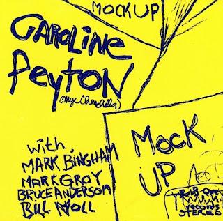 Caroline Peyton, Mock Up