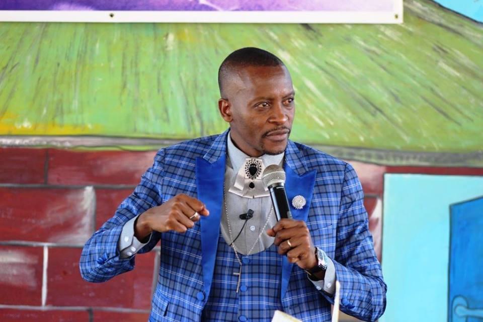 Work With Apostle Pride Sibiya