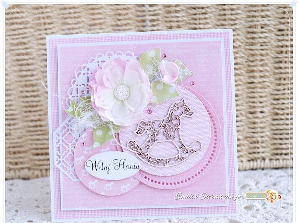 Expresowa Kartka z Okazji Narodzin / Quick Baby Card