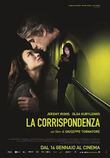 Watch The Correspondence (La corrispondenza) (2016) movie free online