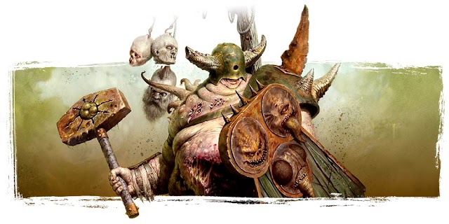 Preview of the Battletome: Maggotkin of Nurgle is up