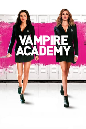 Vampire Academy (2014) Dual Audio 720p HEVC 500MB [Hindi - English] BluRay Esubs