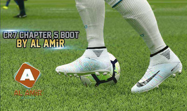 Nike Mercurial Chapter 5 Boot PES 2017
