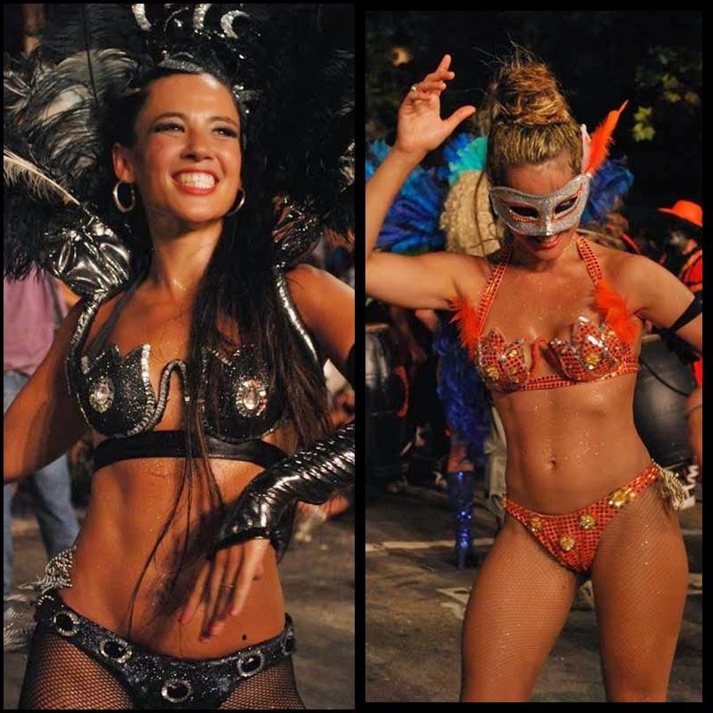 Carnaval. Desfile de Llamadas. Montevideo. Los Chin Chin. 2010.