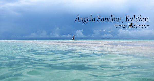 Angela Sandbar, Balabac - Schadow1 Expeditions