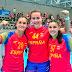Balonmano | Tres zuazotarras logran la medalla de oro con España en los Juegos del Mediterráneo
