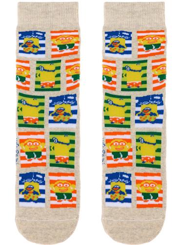 Calzedonia calcetines antideslizantes para niños de los Minions