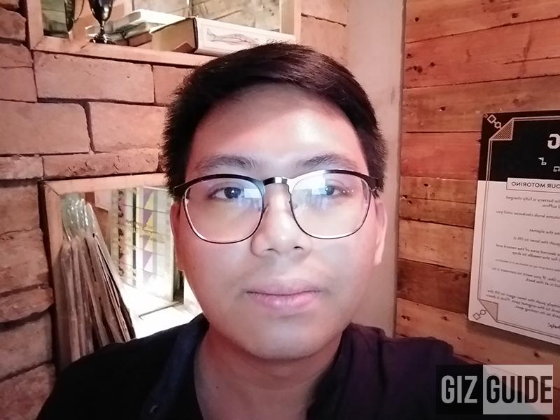 Good selfie screen flash