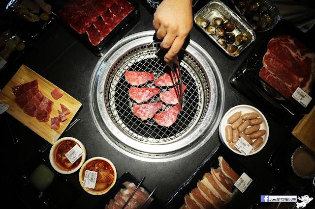 IMG 8767 - 【熱血採訪】肉多多 - 超市燒肉,三五好友一起來採購,想吃甚麼自己拿,現拿現烤真歡樂! 產地直送活體海鮮現撈現烤、日本宮崎5A和牛現點現切!