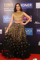 Actress Model Sarah Hopkins Latest Pos in Lehenga Choli at SIIMA Short Film Awards 2017 .COM 0234.JPG