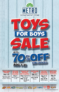 Manila Shopper Metro Stores Toy Sale And Book Fair Aug 2013