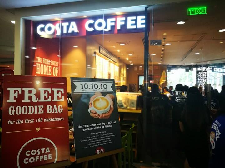 history and background of costa coffee Every day, we go to work hoping to do two things: share great coffee with our friends and help make the world a little better it was true when the first starbucks.