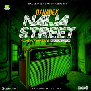 MIXTAPE: Naijastreet Ft. DJ Habex– NS Monthly Mixtape (February Edition)