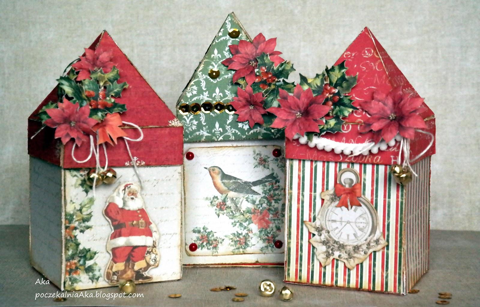 Blog Studio75 Pl Świąteczne Domki Kurs Christmas