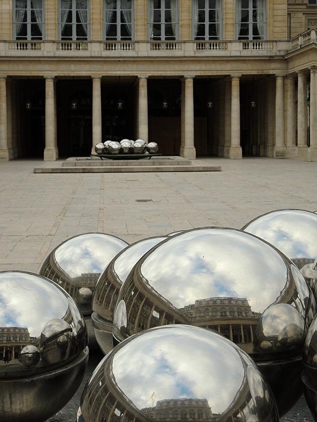 Parijs: Palais Royale