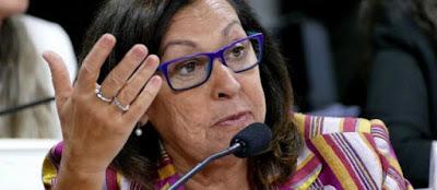 Lídice deputada estadual, mas com a certeza da presidência da ALBA