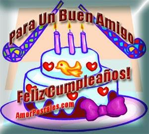 Feliz cumpleaños,imagenes,tarjetas,fotos,postales chidas de cumpleaños