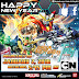 Gundam Build Fighters TRY English Dub Premiers on Cartoon Network