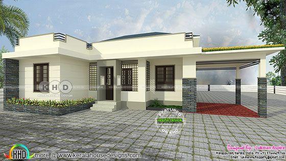 2 bedroom 1588 square feet single floor home