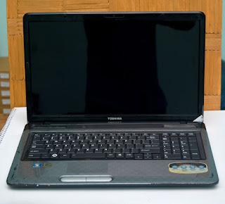 Laptop Bekas Toshiba L775