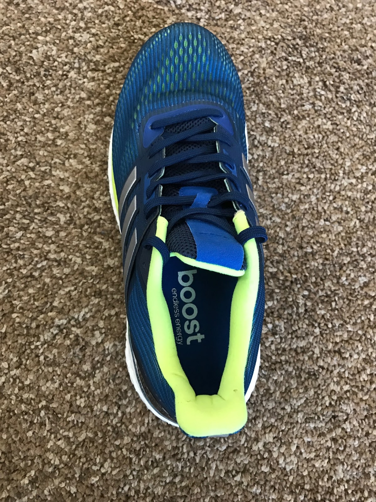 ae78ef9691067 Road Trail Run  adidas Supernova Glide 9 Review  Rebounding