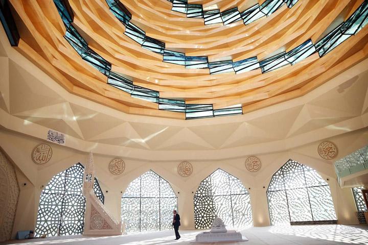 istanbuldaki camilerin iç görsel resimleri