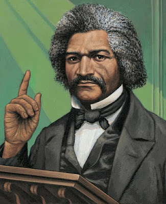 """frederick douglass """"what to the slave Songs of slavery written by: linda douglass, frederick my bondage and my freedom according to frederick douglass, these songs had double meanings for slaves."""