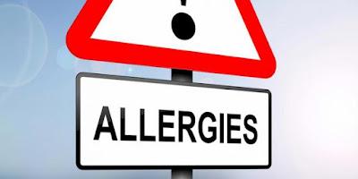 Titik pijat untuk mengobati penyakit alergi serta racikan ramuan herbal yang di gunakan