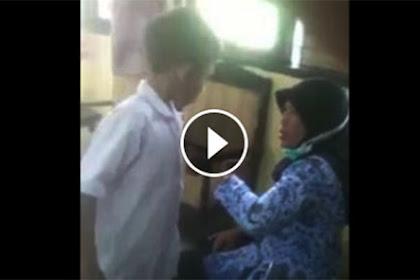 Astaghfirullah, Beredar Video Anak SD Petentengan Nantangin dan Bentak-bentak Gurunya