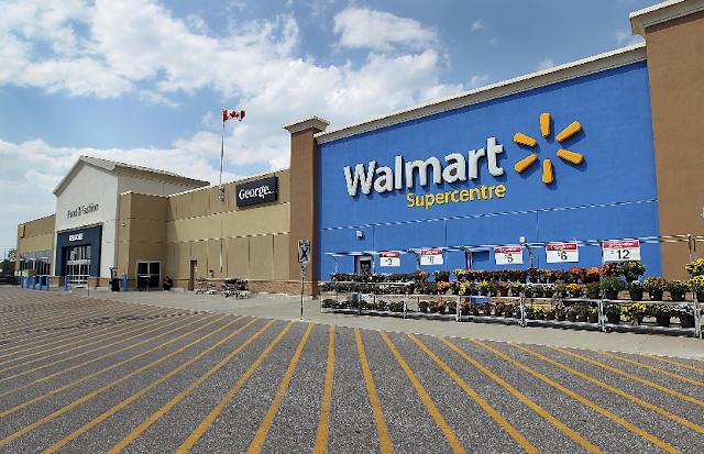 Confira o supermercado Walmart em Miami